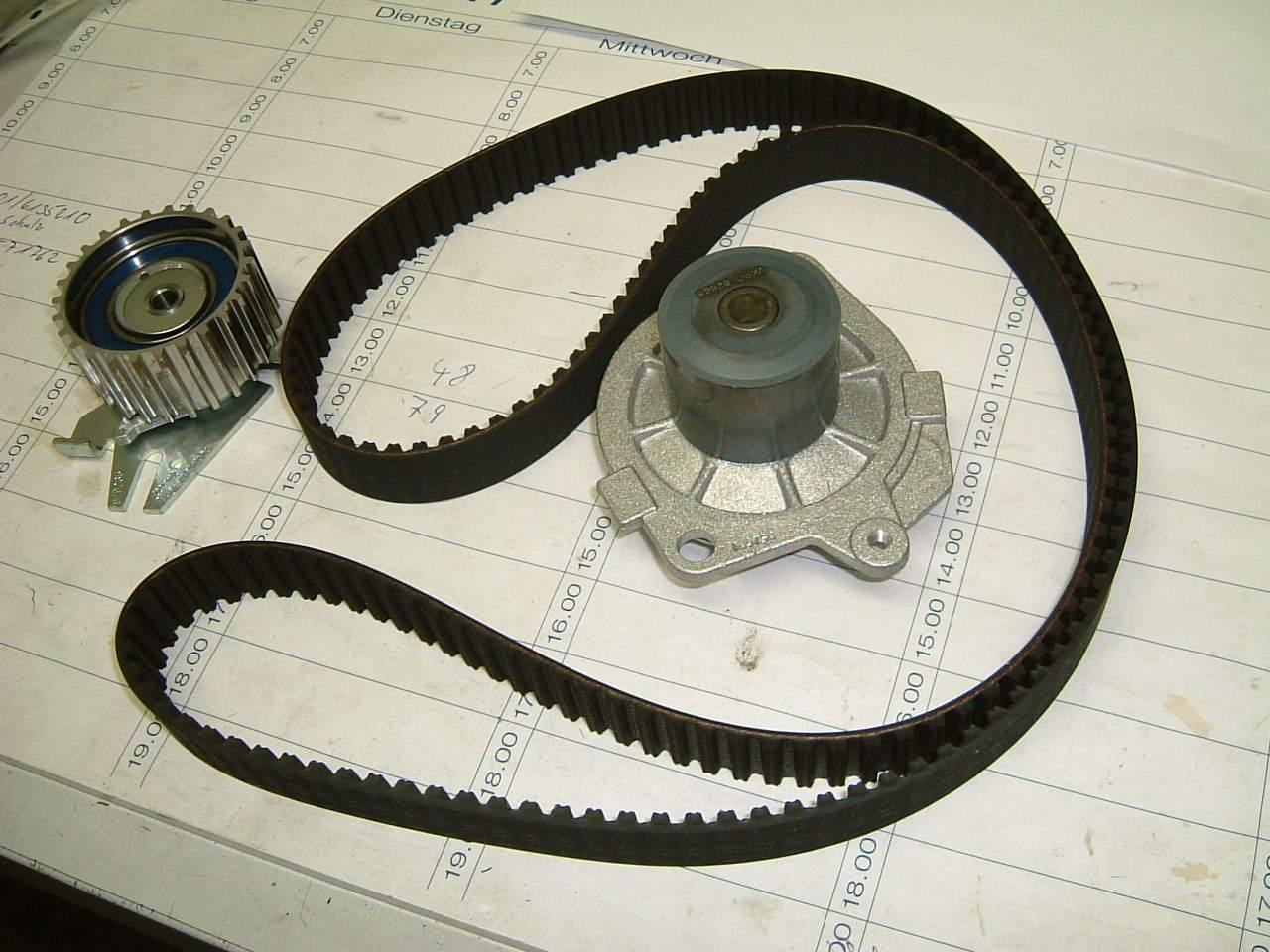 Motortechnik erklärt, Ottomotor, Viertaktmotor, mechanische ...