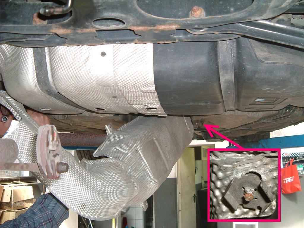 Reparaturanleitungen an der Bremsanlage und Fehlersuche!